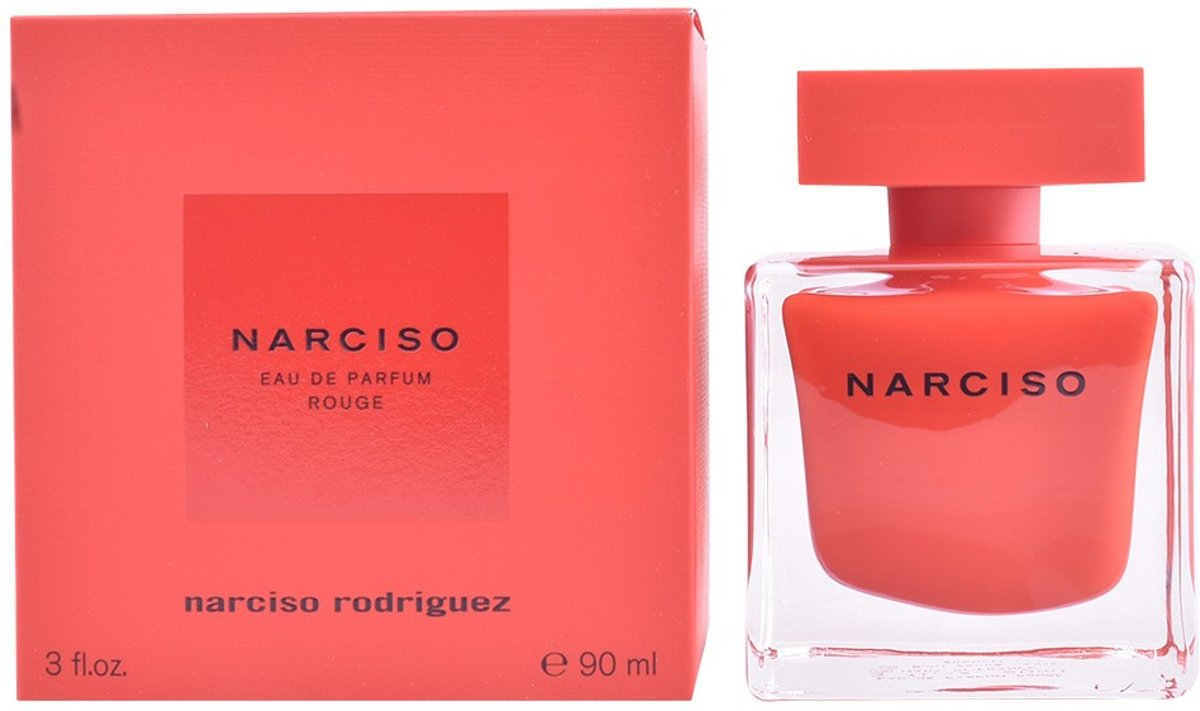 MULTI BUNDEL 2 stuks NARCISO ROUGE Eau de Perfume Spray 90 ml