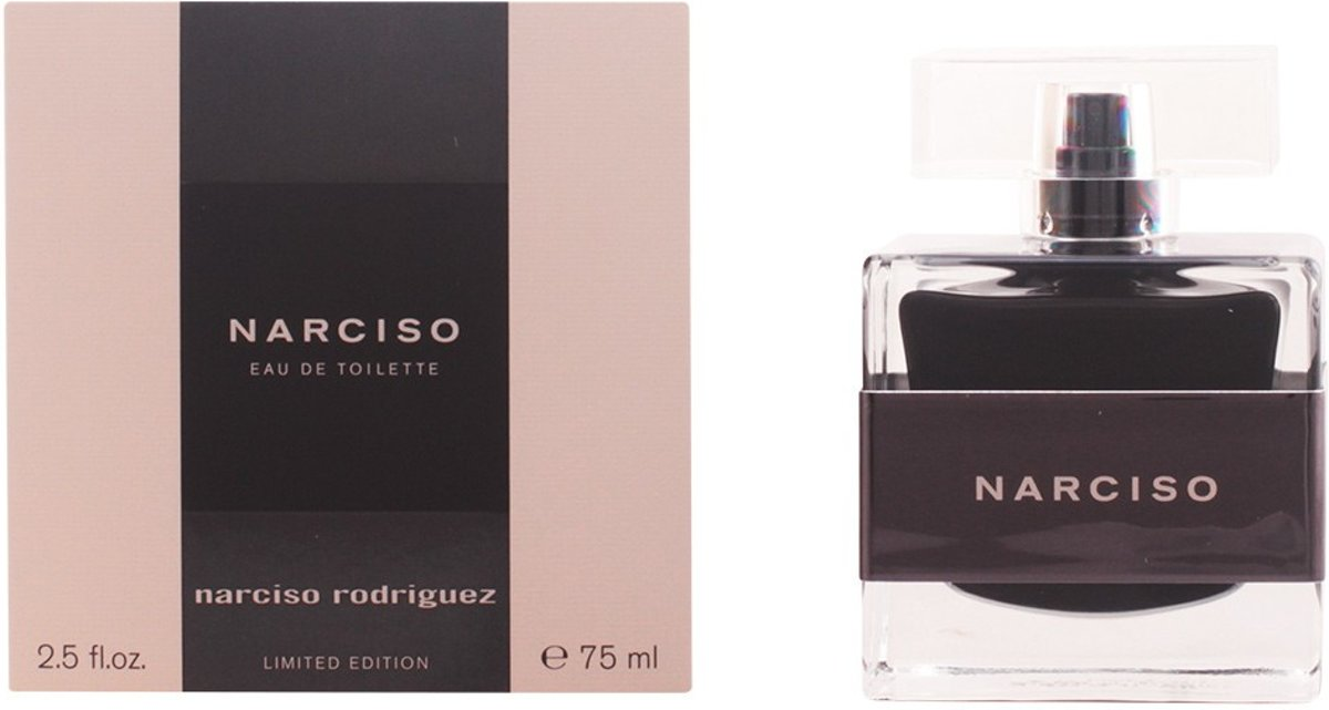MULTI BUNDEL 2 stuks NARCISO limited edition Eau de Toilette Spray 75 ml