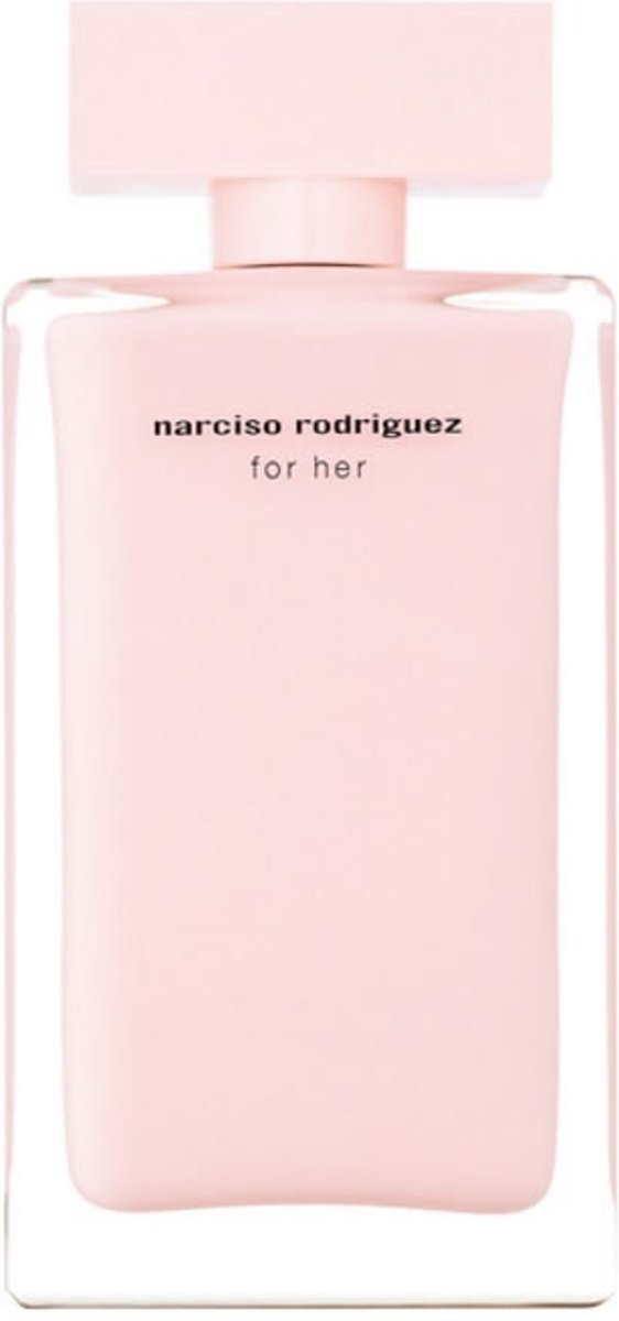 MULTI BUNDEL 2 stuks Narciso Rodriguez For Her Eau De Perfume Spray 100ml