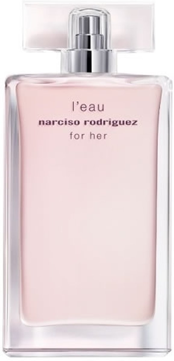 MULTI BUNDEL 2 stuks Narciso Rodriguez Leau Eau De Toilette Spray 100ml