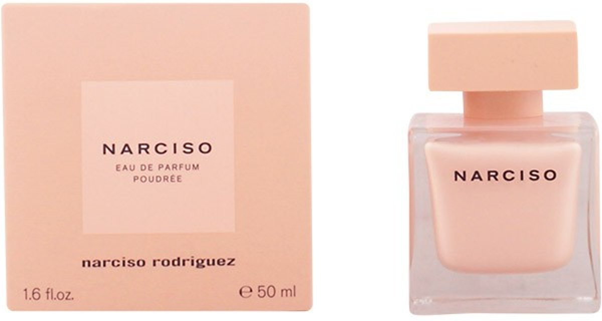 MULTI BUNDEL 3 stuks NARCISO eau de parfum poudrée Spray 50 ml