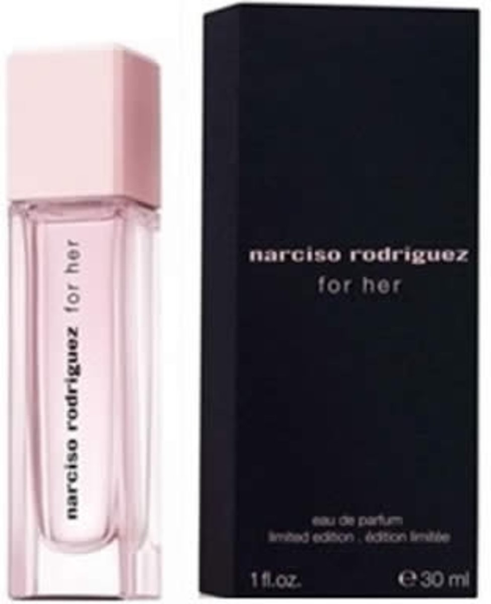 MULTI BUNDEL 3 stuks Narciso Rodriguez For Her Eau De Perfume Spray 30ml