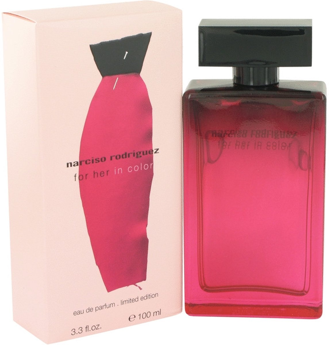 Narciso Rodriguez - Eau De Parfum Spray (Limited Edition) 100  ml