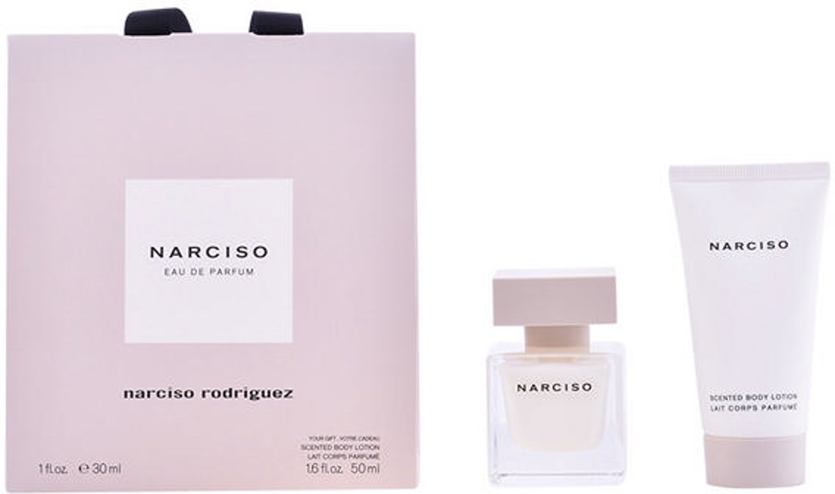 Narciso Rodriguez - Eau de parfum - Narciso 30ml eau de parfum + 50ml bodylotion - Gifts ml