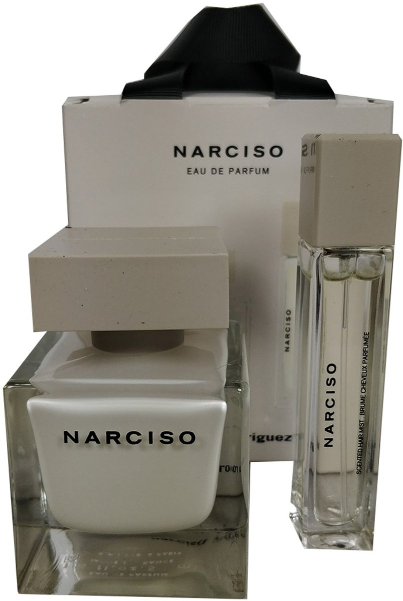 Narciso Rodriguez - Eau de parfum - Narciso 50ml eau de parfum + 10ml hair mist - Gifts ml