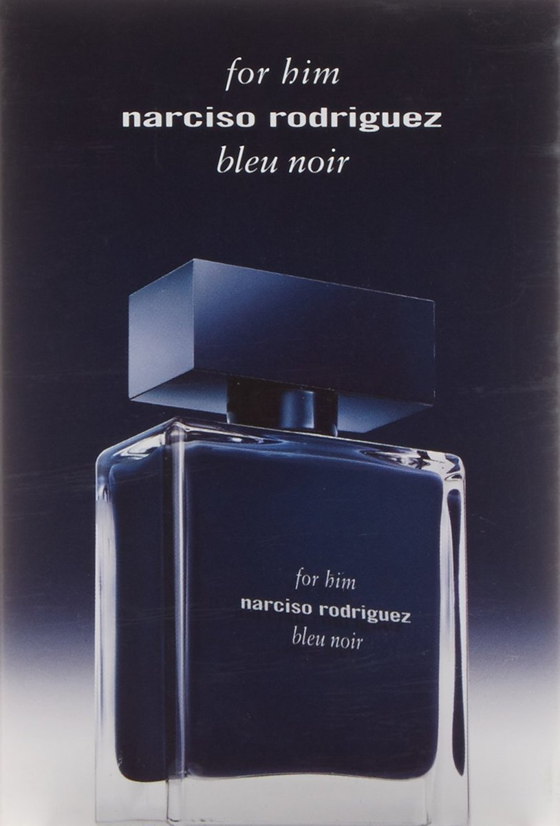 Narciso Rodriguez Bleu Noir for Him - 100 ml - eau de parfum spray