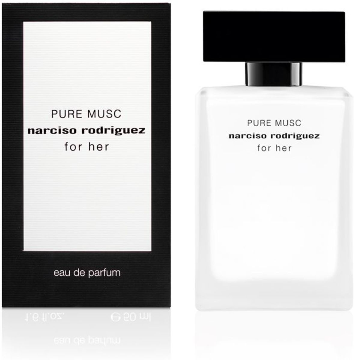 Narciso Rodriguez FOR HER PURE MUSC edp spray 100 ml
