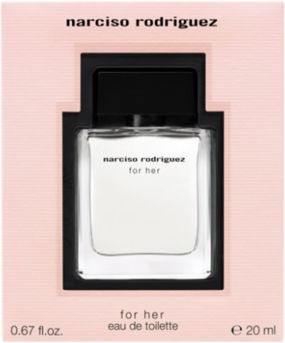 Narciso Rodriguez FOR HER edt spray 20 ml
