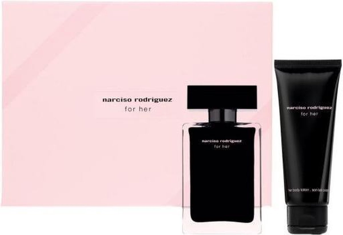 Narciso Rodriguez For Her Gift set 2 st.