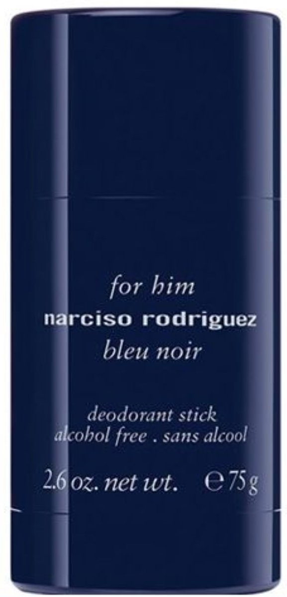Narciso Rodriguez For Him Bleu Noir Deodorant stick 75 gr