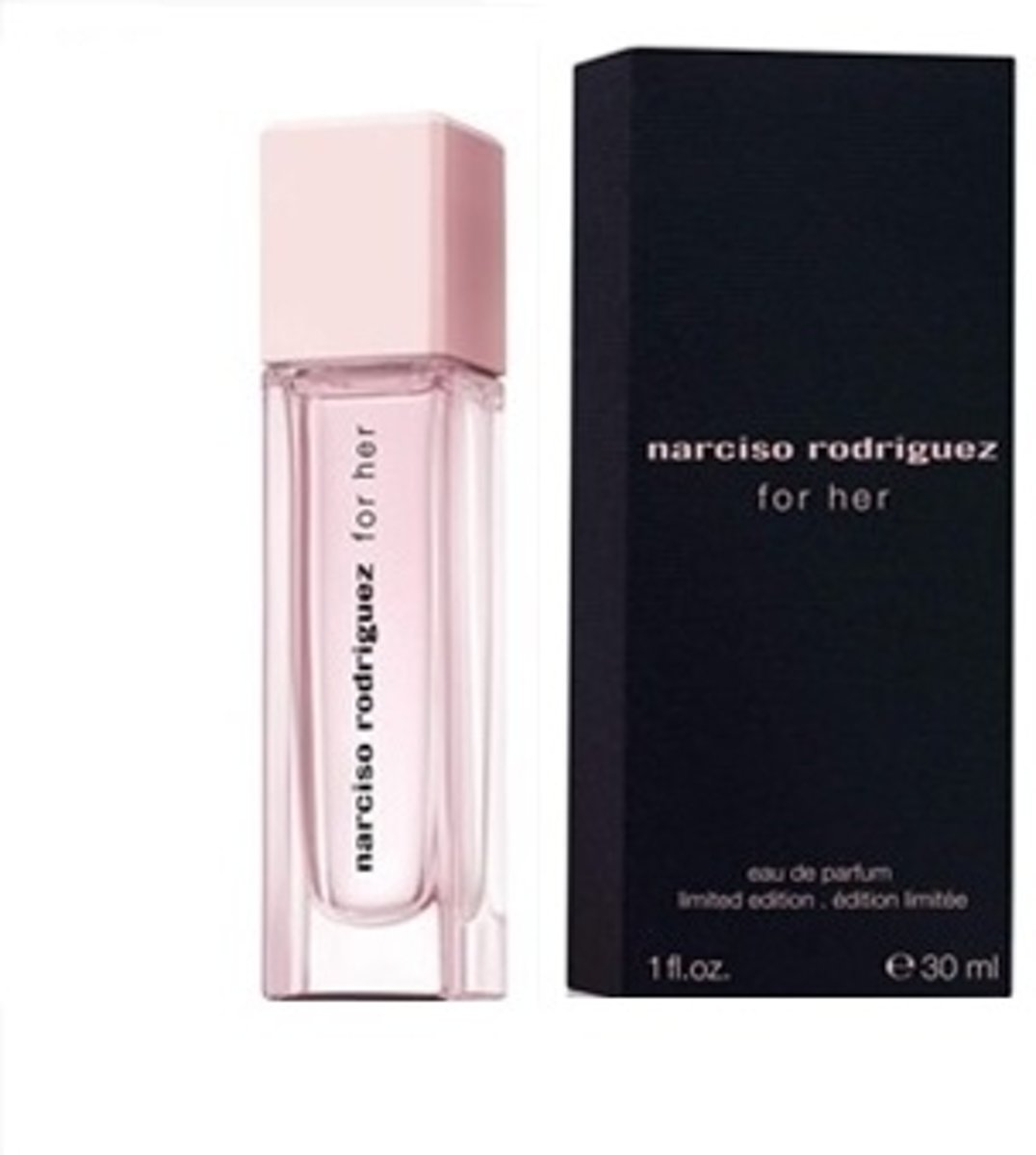 Narciso Rodriguez For her - 30 ml - Eau de Parfum