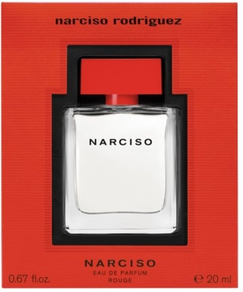 Narciso Rodriguez NARCISO ROUGE edp spray 20 ml