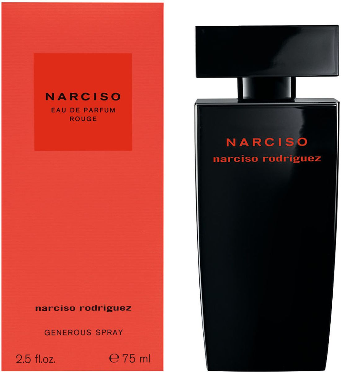 Narciso Rodriguez NARCISO ROUGE edp spray generous spray 75 ml