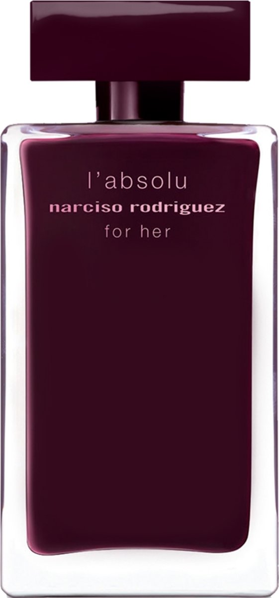 Narciso Rodriguez for Her LAbsolu - 50 ml - eau de parfum spray
