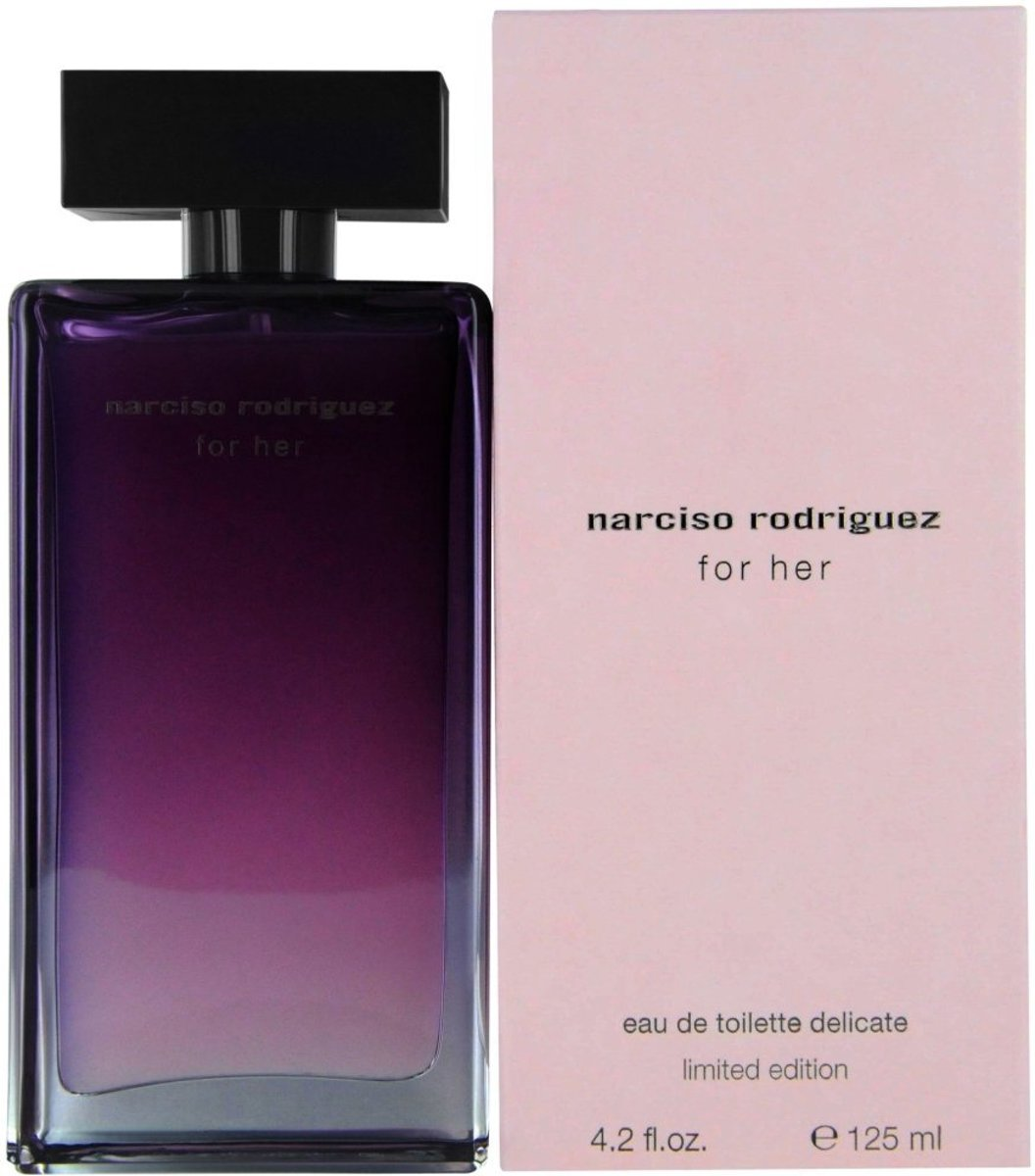 Narciso Rodriquez for her EDT Delicate Lim. Edition 125 ml