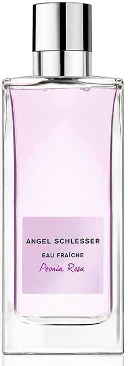 Naturalium Angel Schlesser Peonia Rosa Eau De Toilette Spray 150ml