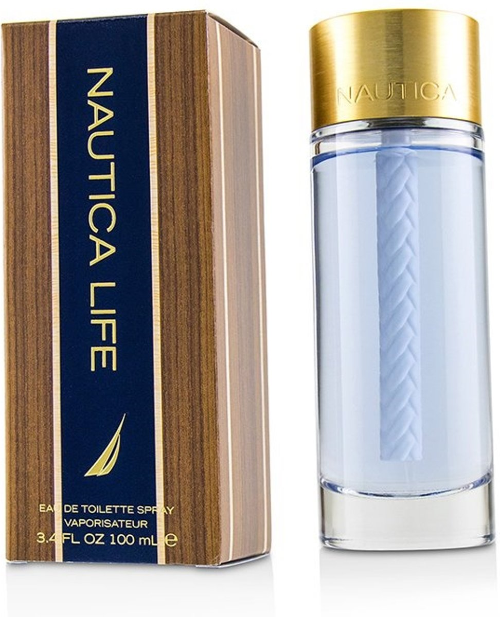 Nautica Life By Nautica Edt Spray 100 ml - Fragrances For Men