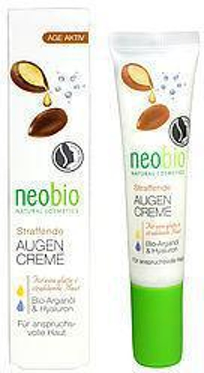 Neobio Oogcreme anti-age 15 ml