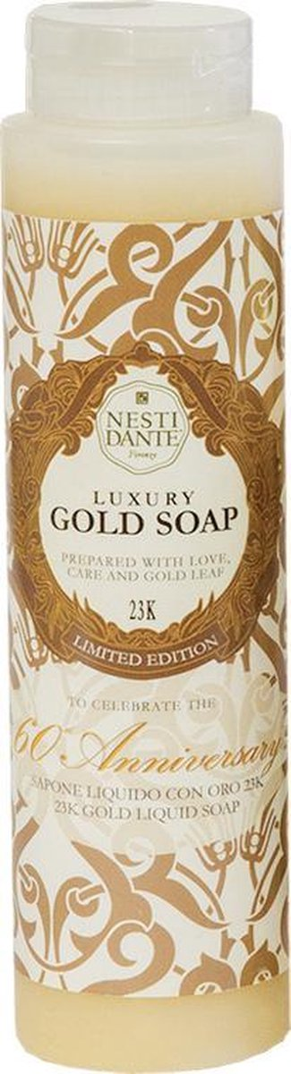 Nesti Dante douchegel Luxury Gold 300 ml