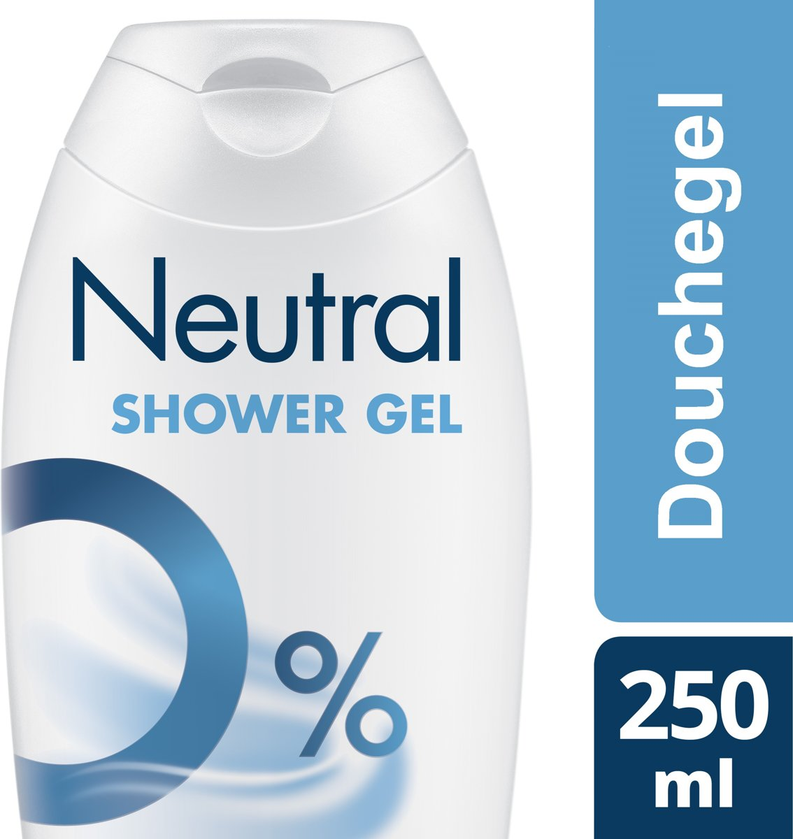 Neutral Showergel - 250 ML - Douchegel