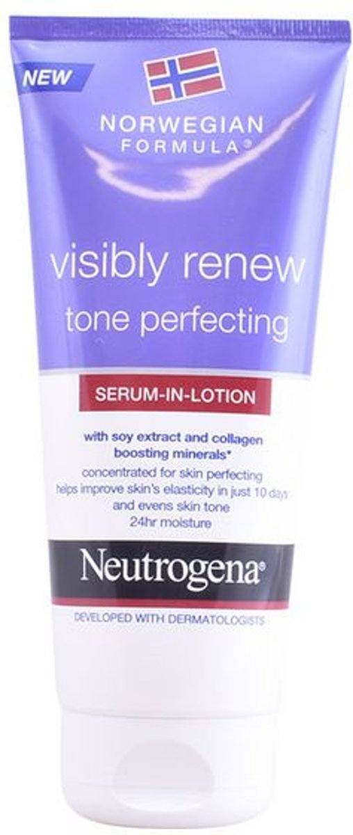 Hydraterende Crème Visibly Renew Neutrogena (200 ml)