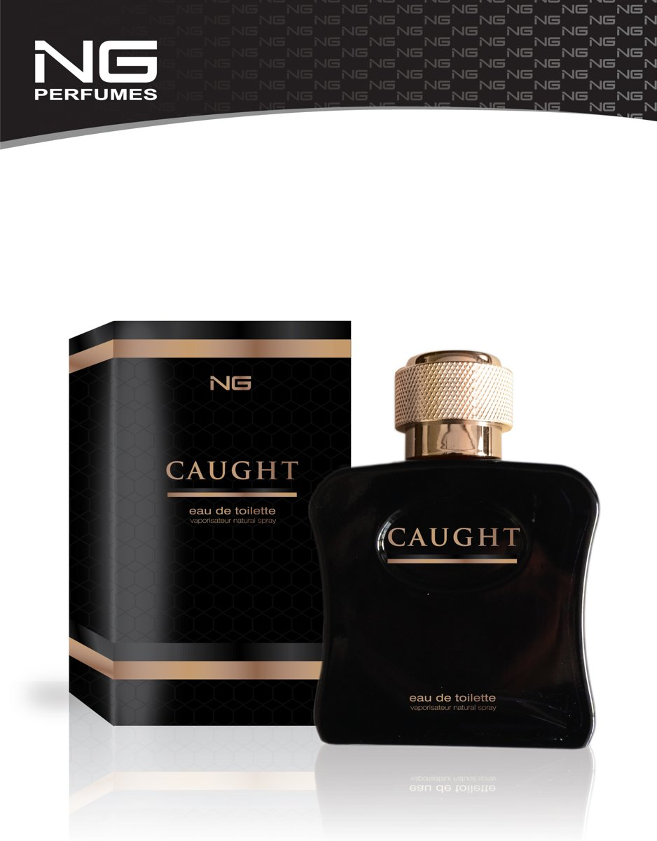 NG Caught for Men Eau de Toilette 100ML