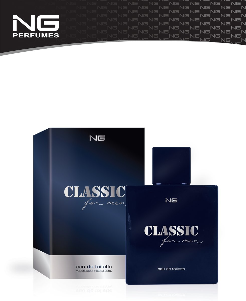 NG Classic for Men Eau de Toilette 100ml