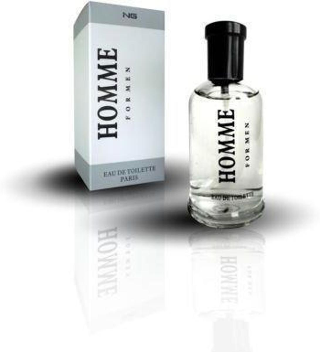 NG Homme for Men - Eau de Toilette - 100 ml - luchtje voor mannen