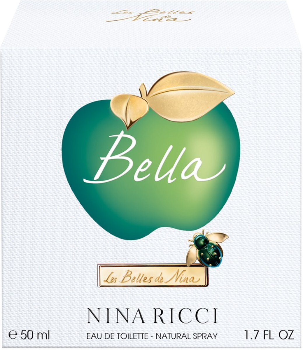 Nina Ricci Bella Eau De Toilette Spray - 50ml