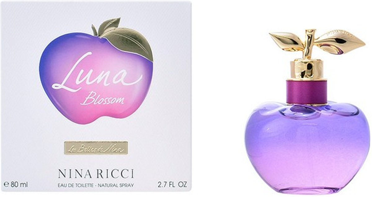 Nina Ricci Luna Blossom Eau de Toilette 50ml Spray