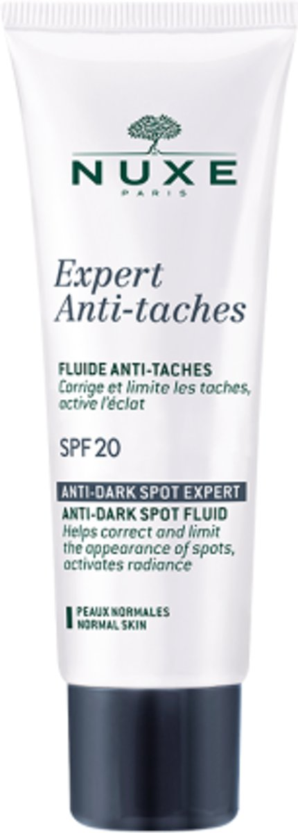 Nuxe EXPERT ANTI-TACHES fluide anti-taches SPF20 50 ml