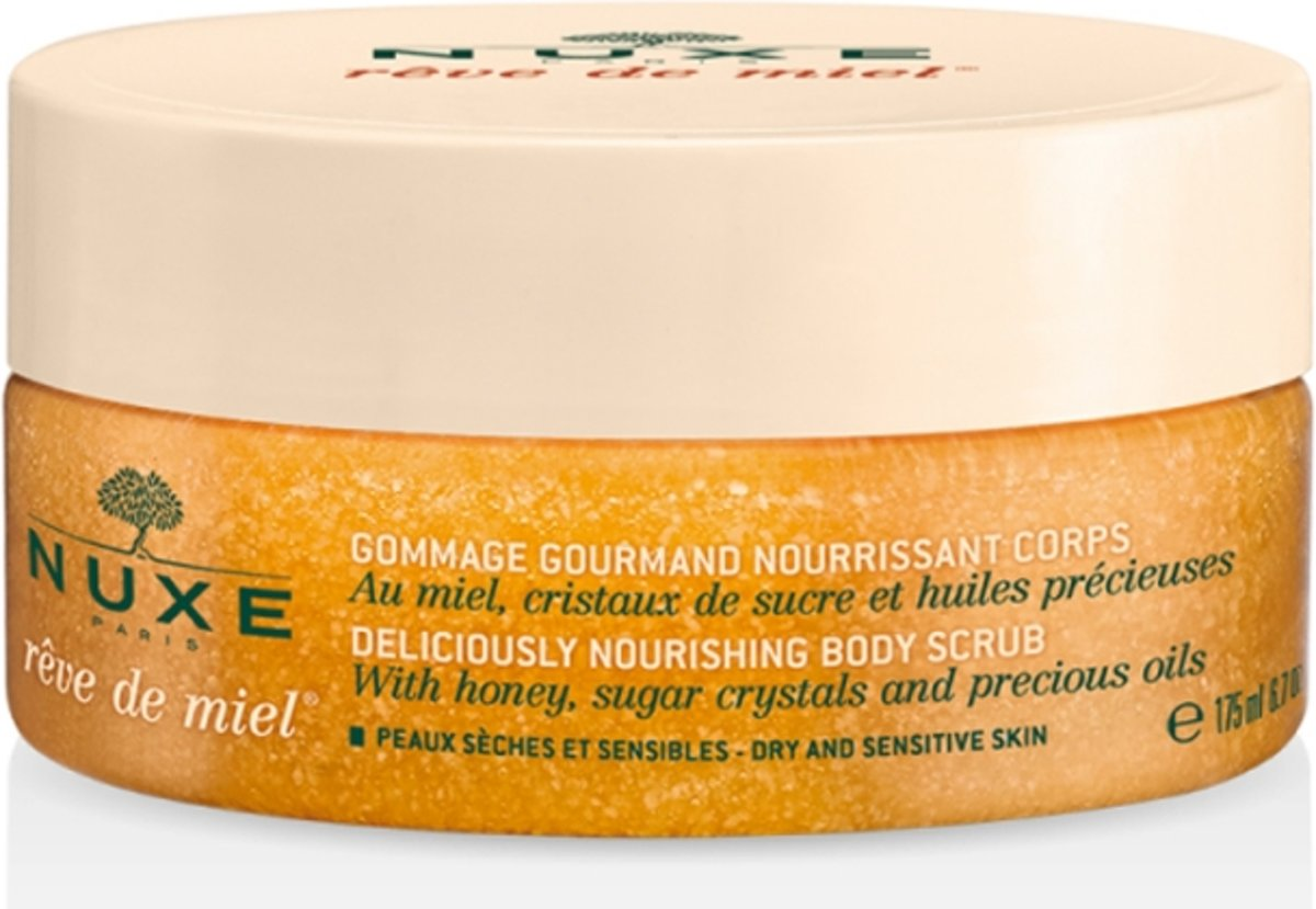Nuxe Reve de Miel Deliciously Nourishing - Body Scrub