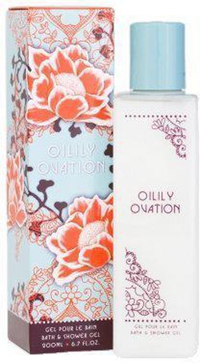 OILILY OVATION BATH & SHOWER GEL 200,0 ml