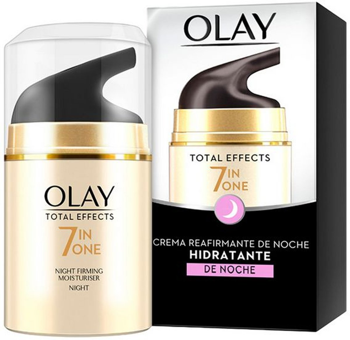 Anti-Rimpel Nachtcrème Total Effects Olay (50 ml)