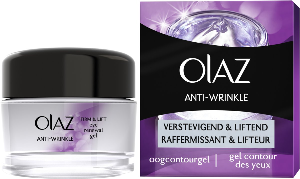 Olaz Anti-Wrinkle Verstevigend & Liftend - 15ml - Oogcontourgel