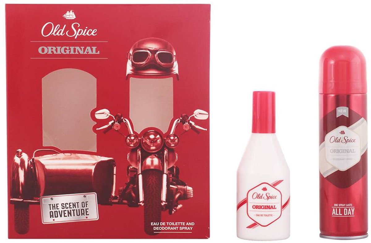 Old Spice Original Giftset 250 ml