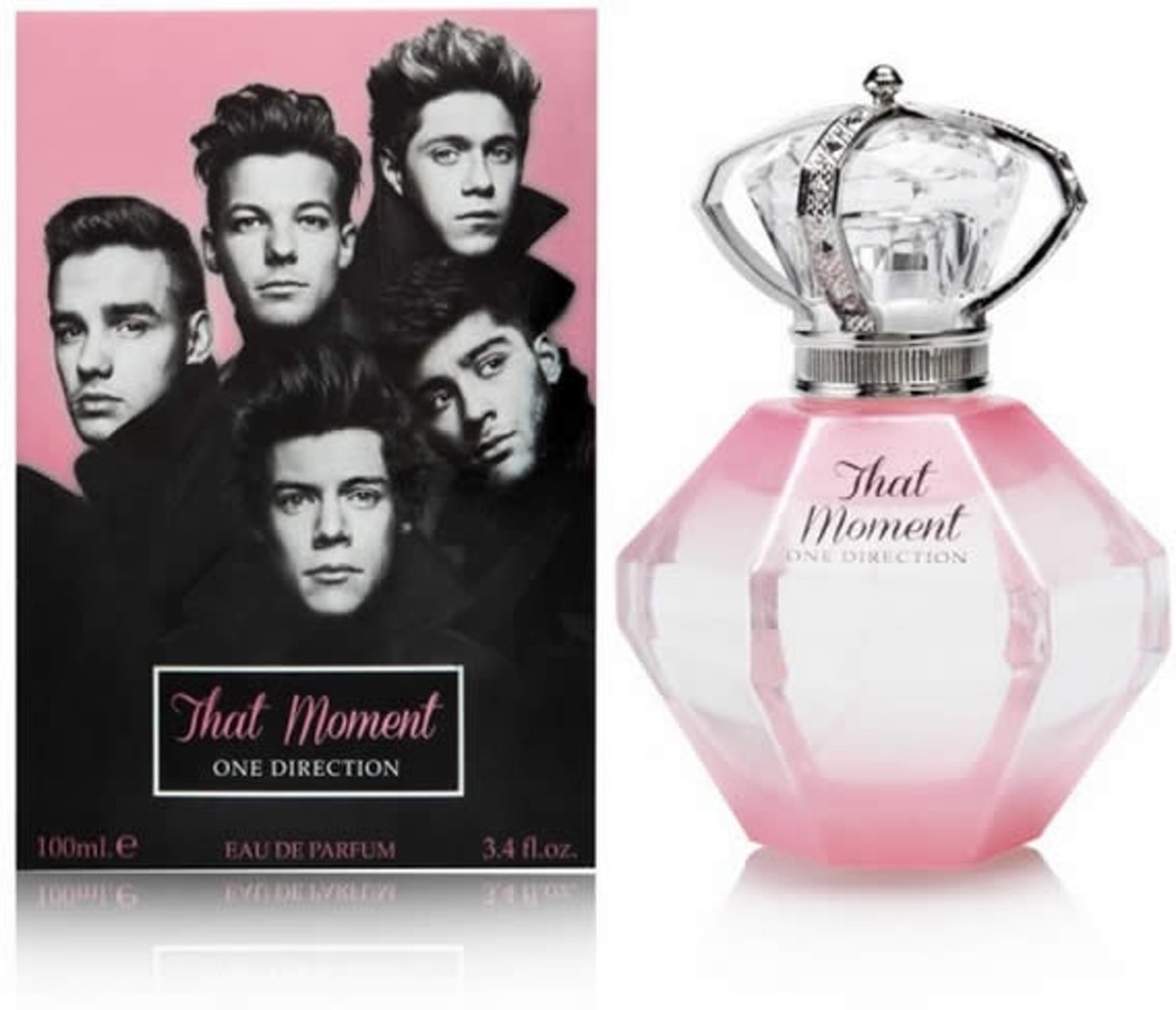 MULTI BUNDEL 3 stuks One Direction That Moment Eau De Perfume Spray 100ml