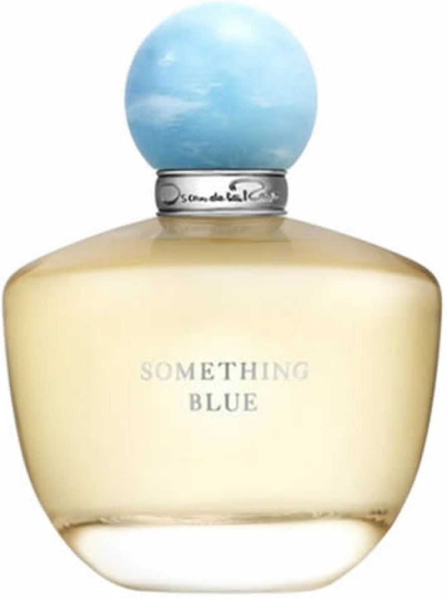 MULTI BUNDEL 3 stuks Oscar De La Renta Something Blue Eau De Perfume Spray 100ml