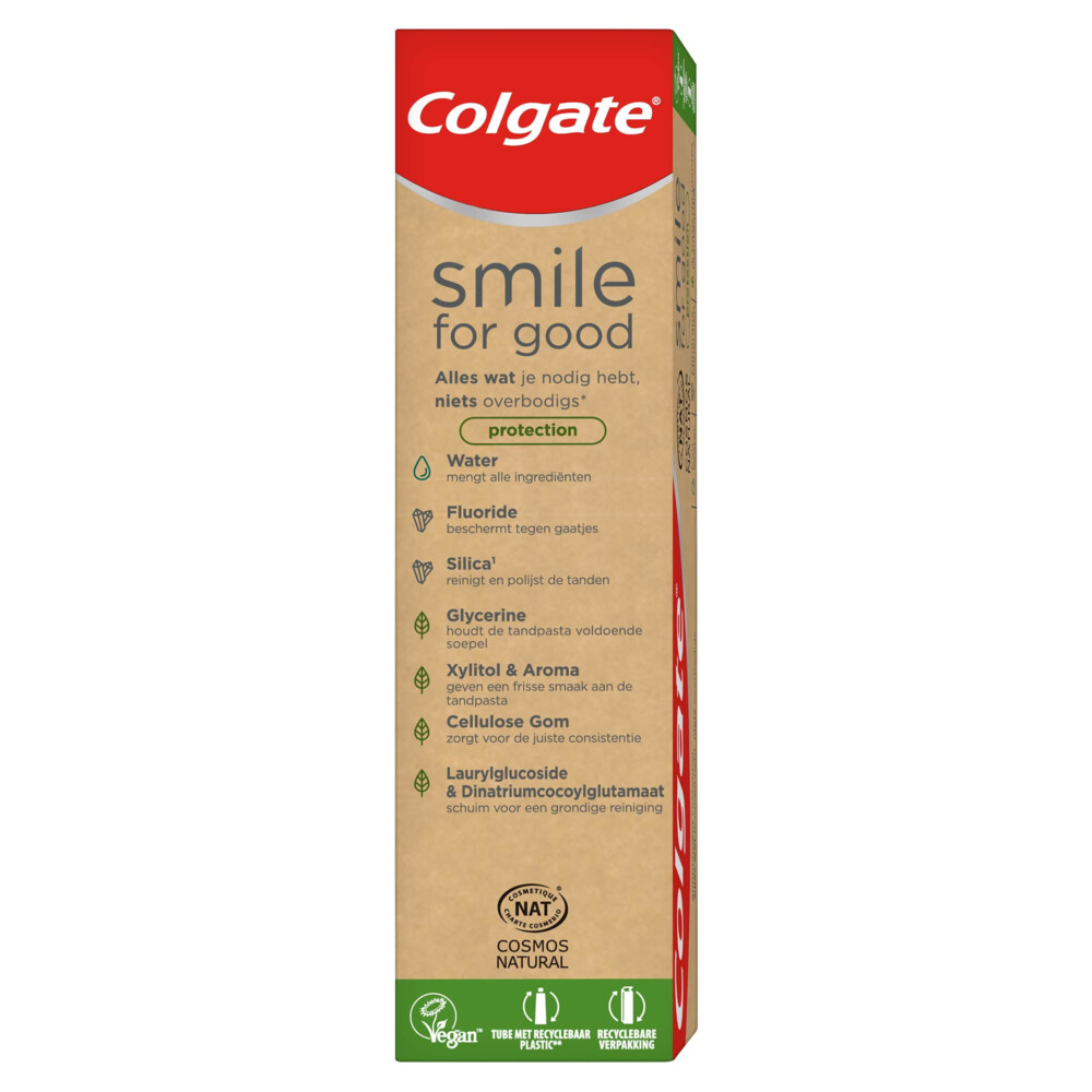 12x Colgate Smile for Good Tandpasta Protection 75 ml
