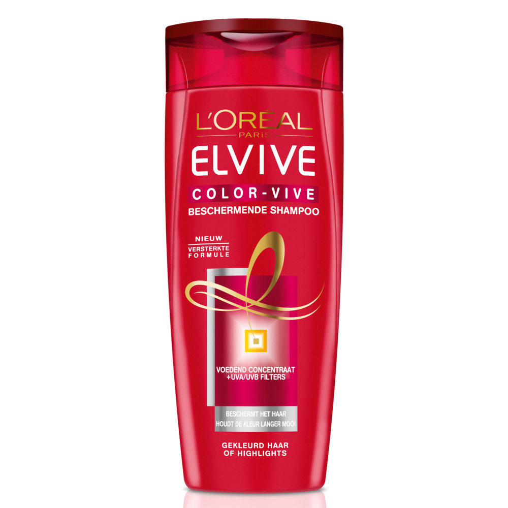 12x L\Oréal Elvive Color Vive Shampoo 50 ml