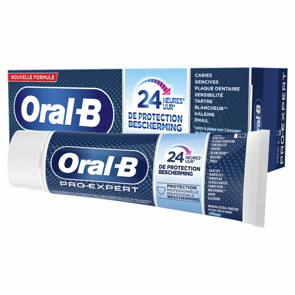 12x Oral-B Tandpasta Pro-Expert Professional Protection 75 ml