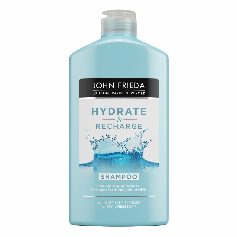 24x John Frieda Hydrate&Recharge Shampoo 250 ml