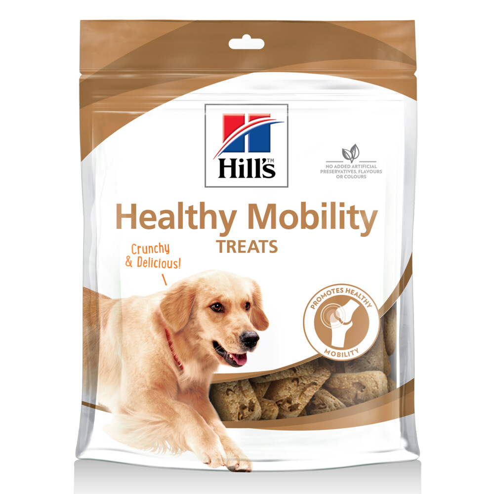 6x Hill\s Dog Treats Healthy Mobility 220 gr