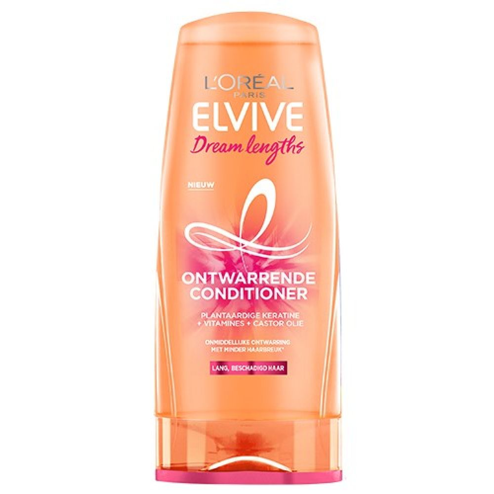 6x L\Oréal Elvive Dream Lengths Conditioner 200 ml