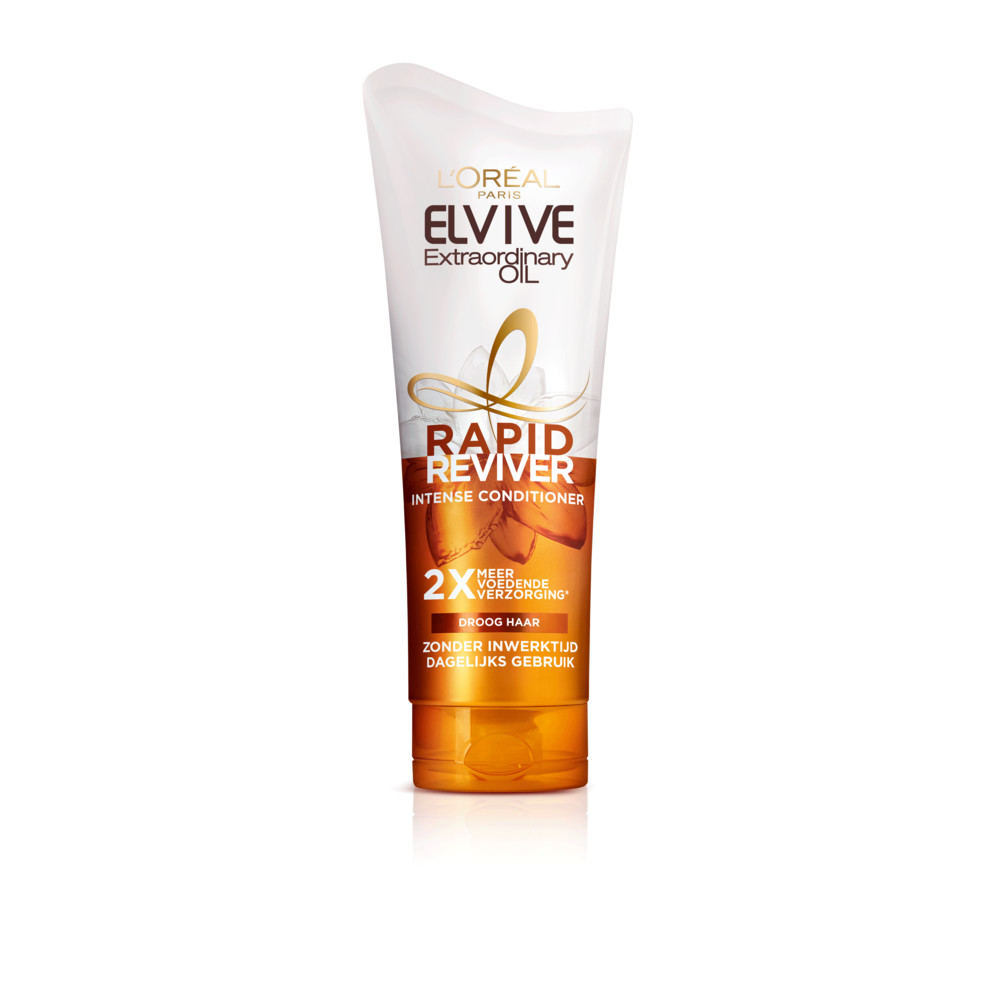 6x L\Oréal Elvive Extraordinary Oil Rapid Reviver 200 ml