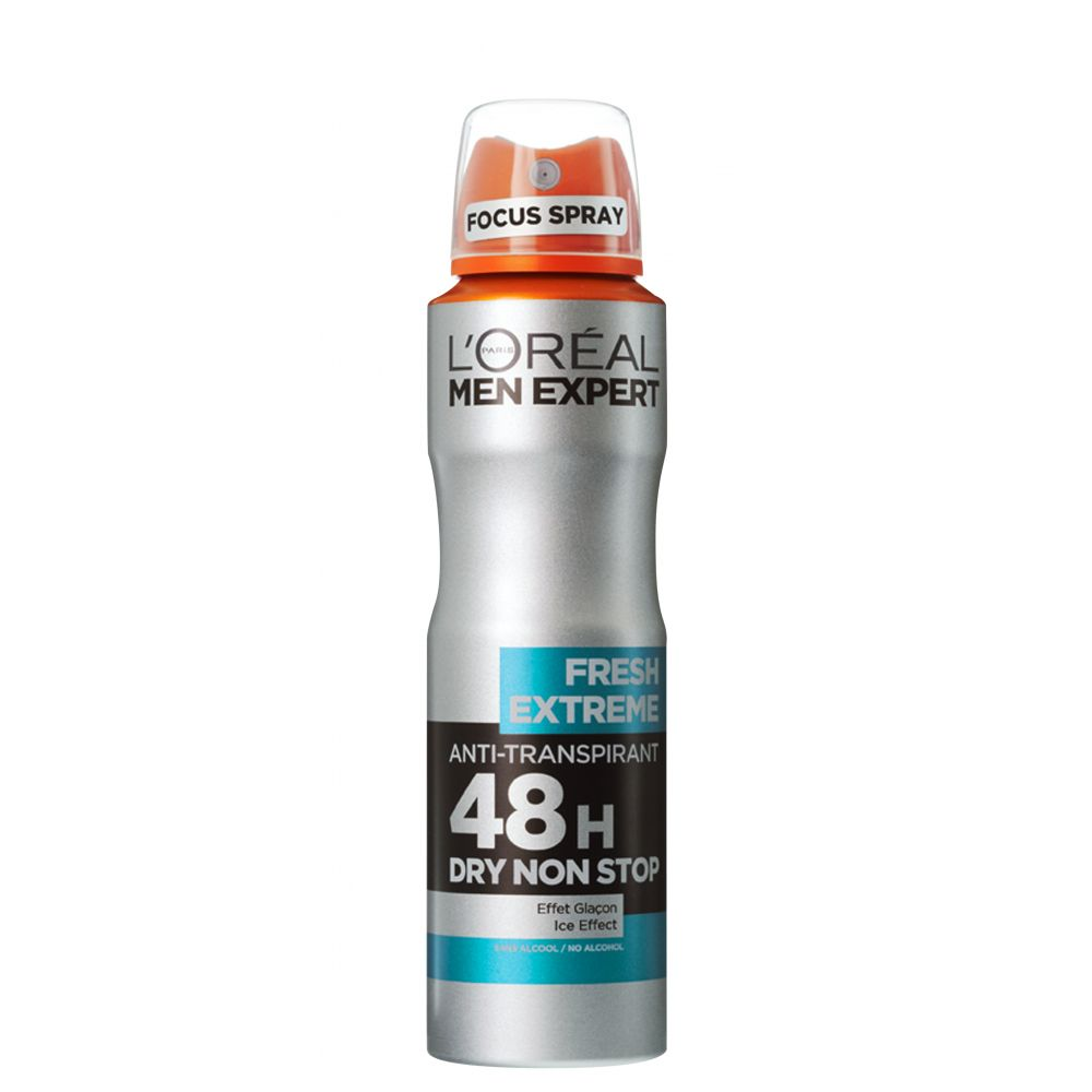 6x L\Oréal Men Expert Deodorant Spray Fresh Extreme 150 ml