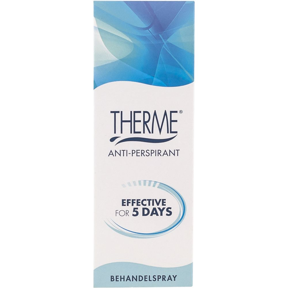 6x Therme Anti-Transpirant 5 Dagen Behandelspray 25 ml