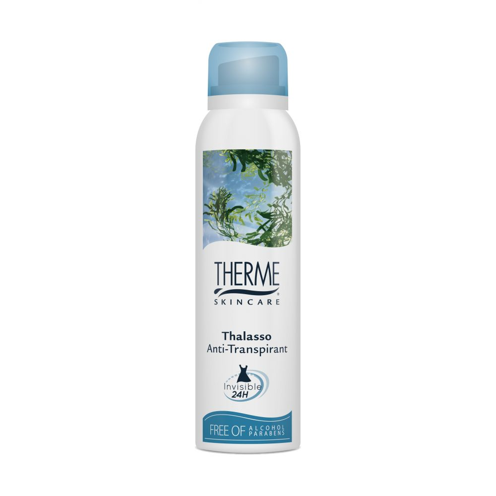 6x Therme Anti-Transpirant Thalasso 150 ml