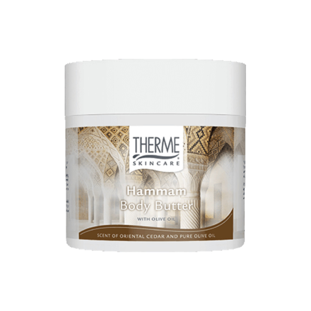 6x Therme Body Butter Hammam 250 ml