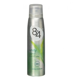 8x4 Deospray Unity - 150 ml